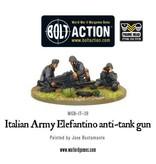Bolt Action BA Italian Army: 47mm Elefantino Army Anti-Tank Gun
