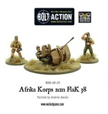 Bolt Action BA German Army: Afrika Korps 2cm Flak 38
