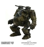 Bolt Action US Mudskipper Jump Walker
