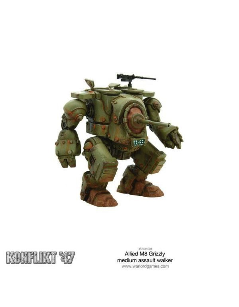 Bolt Action Allied Grizzly Medium Walker