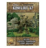 Bolt Action Allied Coyote/Guardian Light Walker