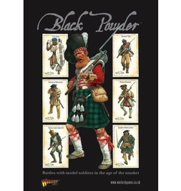 Warlord Games Black Powder Rulebook