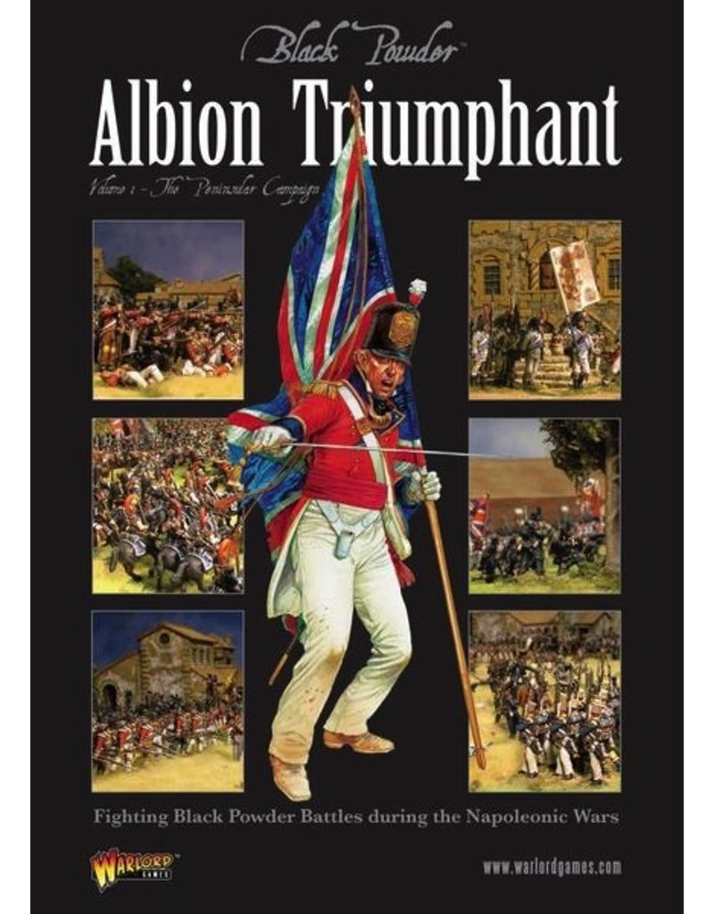Warlord Games Albion Triumphant Volume 1 - The Penisular Campaign