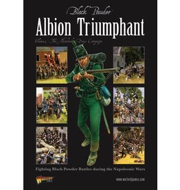 Warlord Games Albion Triumphant Volume 2 - The Hundred Days Campaign