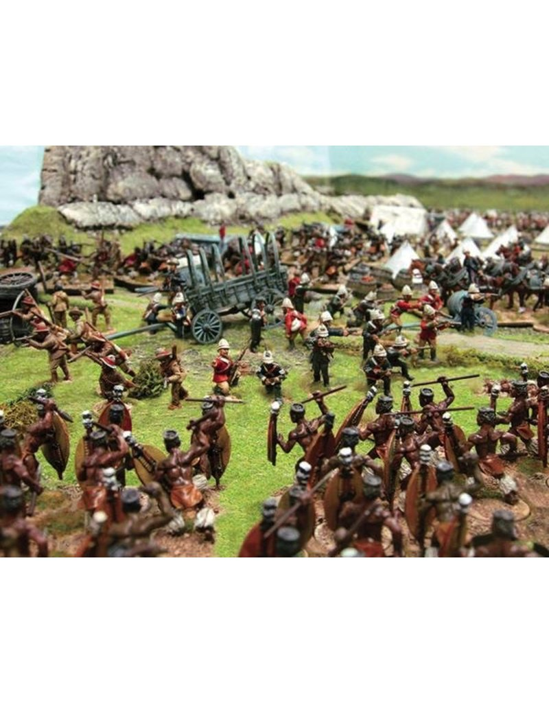 Warlord Games Black Powder Rulebook: Zulu!