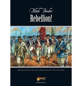 Warlord Games Black Powder Rulebook: Rebellion!