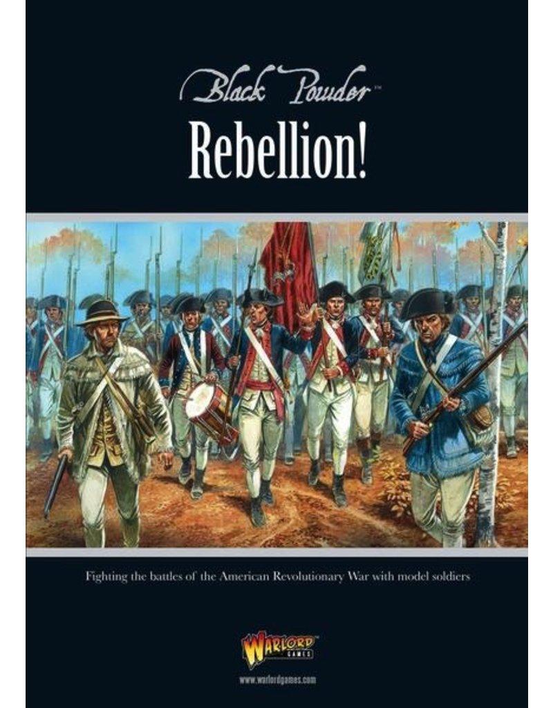 Warlord Games Black Powder Rulebook: Rebellion!