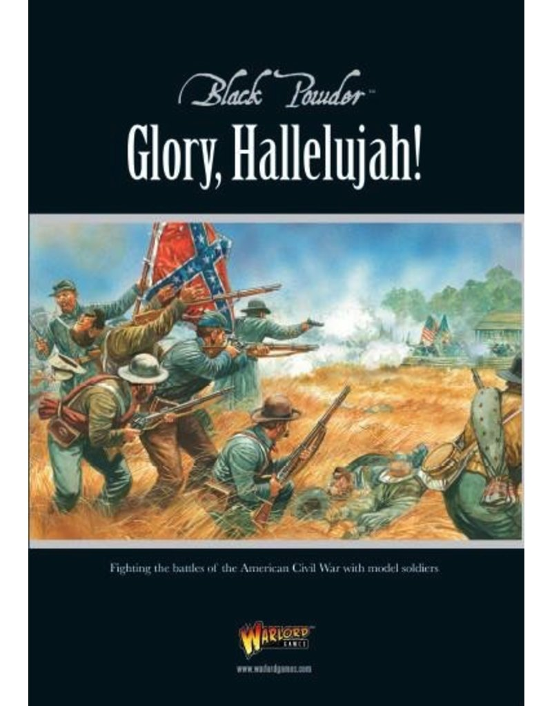 Warlord Games Glory Hallelujah!' - ACW Supplement