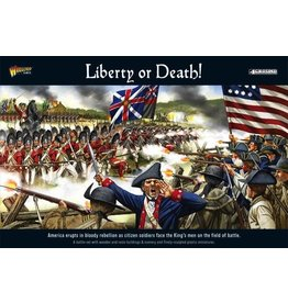 "Warlord Games ""Liberty or Death"" American War of Independence Battle Set"