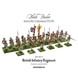 Warlord Games BP AWI: British Infantry Regiment