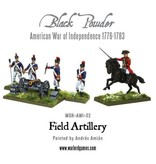 Warlord Games BP AWI: Field Artillery and Army Commanders