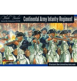 Warlord Games BP AWI: Continental Infantry Regiment
