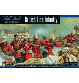 Warlord Games BP Anglo-Zulu War: British Infantry
