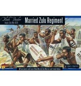 Warlord Games BP Anglo-Zulu War: Married Zulus