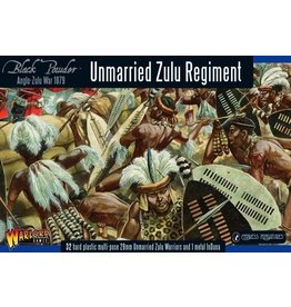 Warlord Games BP Anglo-Zulu War: Unmarried Zulus