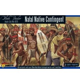 Warlord Games BP Anglo-Zulu War: Natal Native Contingent