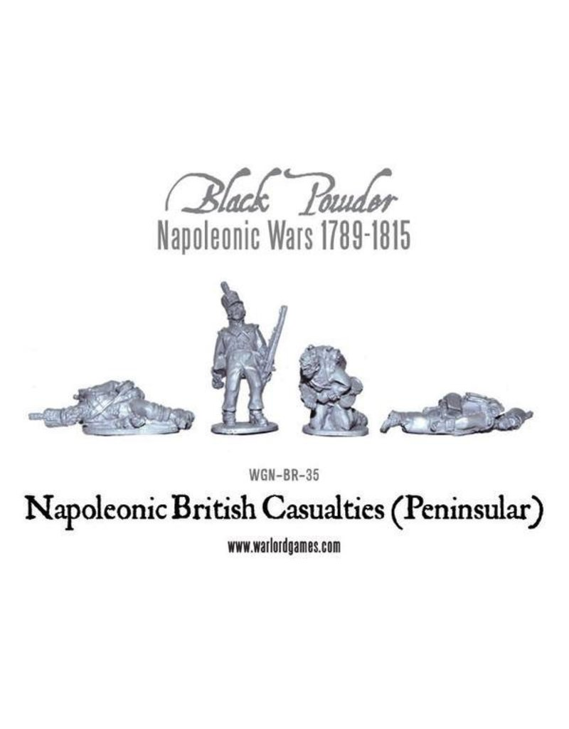 Warlord Games Napoleonic British Casualties (Peninsular)