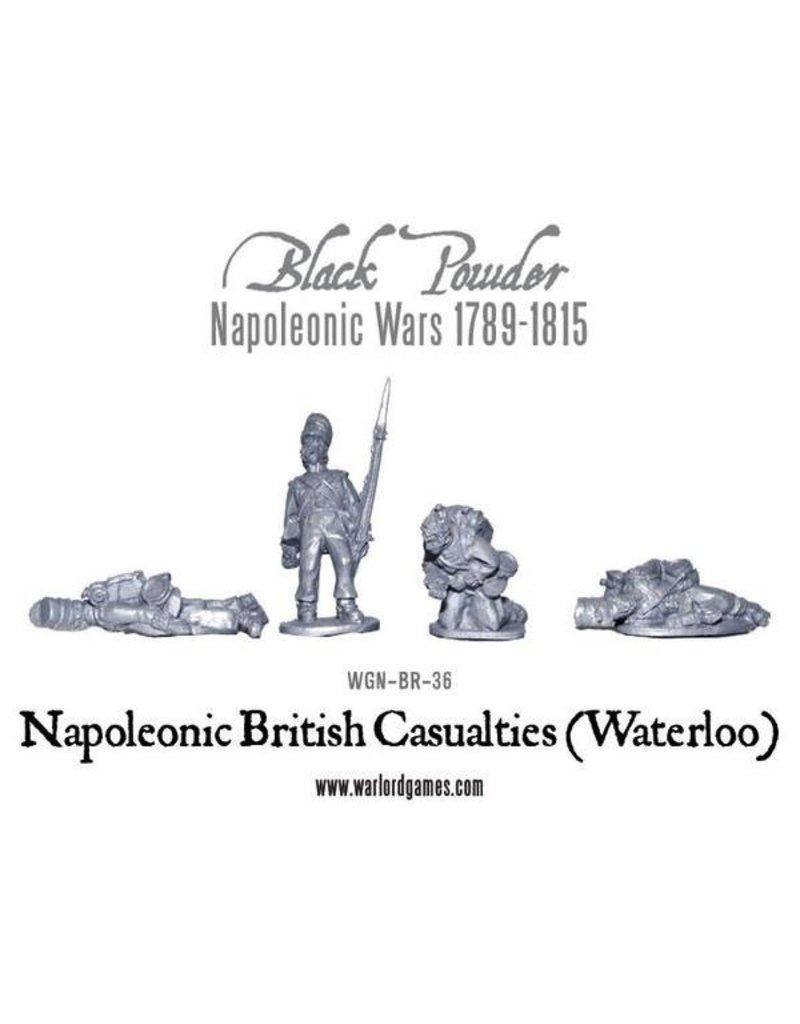 Warlord Games Napoleonic British Casualties (Waterloo)