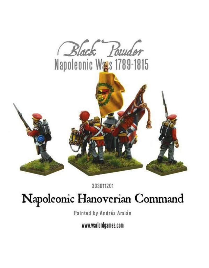 Warlord Games Napoleonic Hanoverian Command