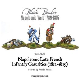 Warlord Games Napoleonic Late French Infantry Casualties (1812-1815)