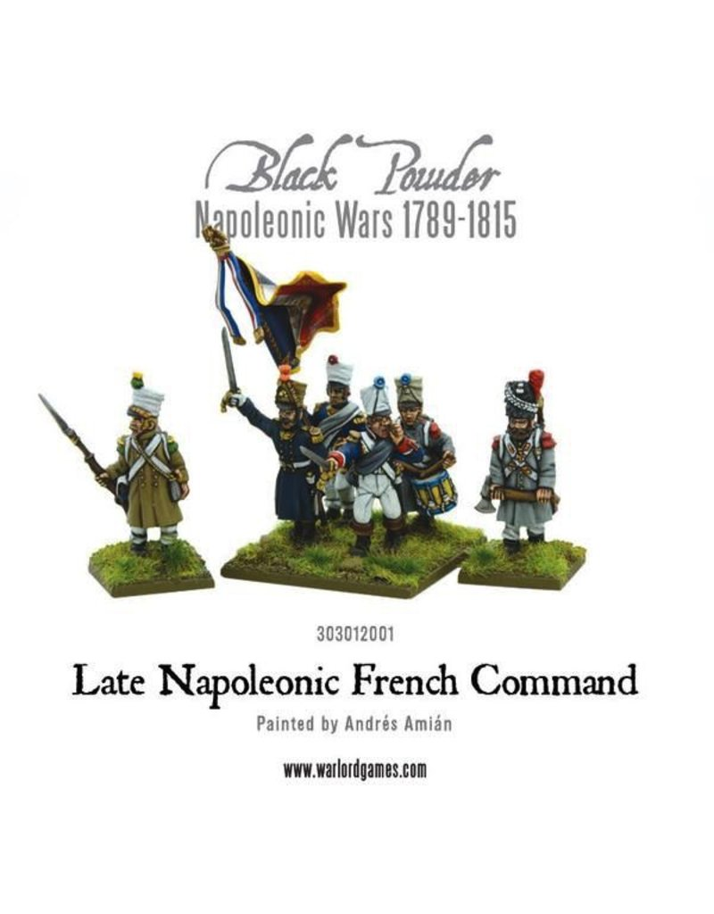 Warlord Games Late Napoleonic French Command