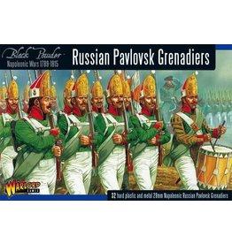 Warlord Games Napoleonic Russian Pavlovsk Grenadier Regiment (1789-1815)
