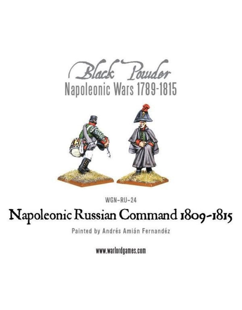 Warlord Games Napoleonic Russian Command (1809-1815)