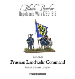 Warlord Games Napoleonic Prussian Landwehr Command (1789-1815)