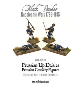 Warlord Games Napoleonic Prussian Landwehr Casualties (1813-1815) ÒPrussian Up DaisiesÓ
