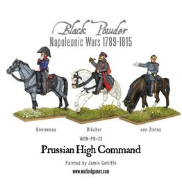 Warlord Games Napoleonic Prussian High Command