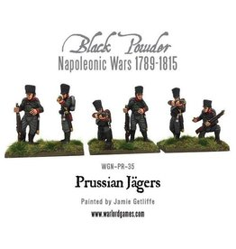Warlord Games Napoleonic Prussian Jagers