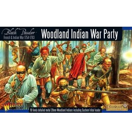 Warlord Games F&I Woodland Indian War Party