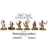 Warlord Games French Indian War - Woodland Indians with Bows (6)