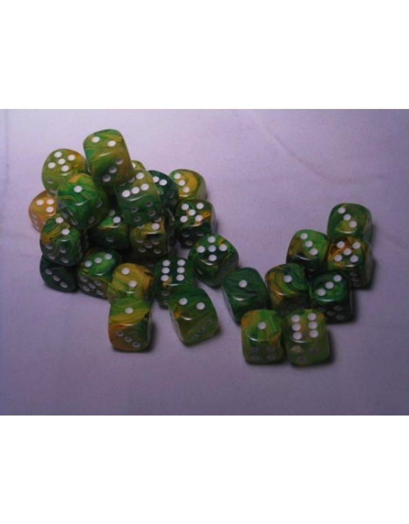 Chessex CHX27852 12mm d6 Vortex Dandelion