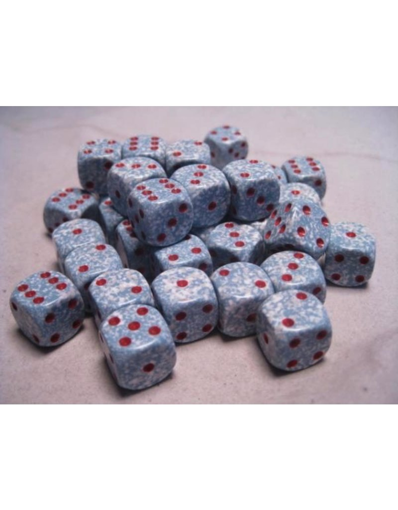 Chessex CHX25900 12mm d6 Speckled Air