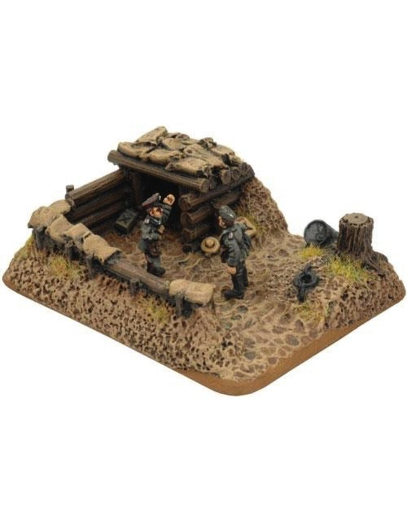 Flames of War XX517 HQ German