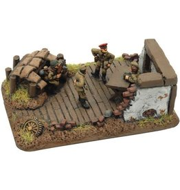 Flames of War XX521 HQ Soviet