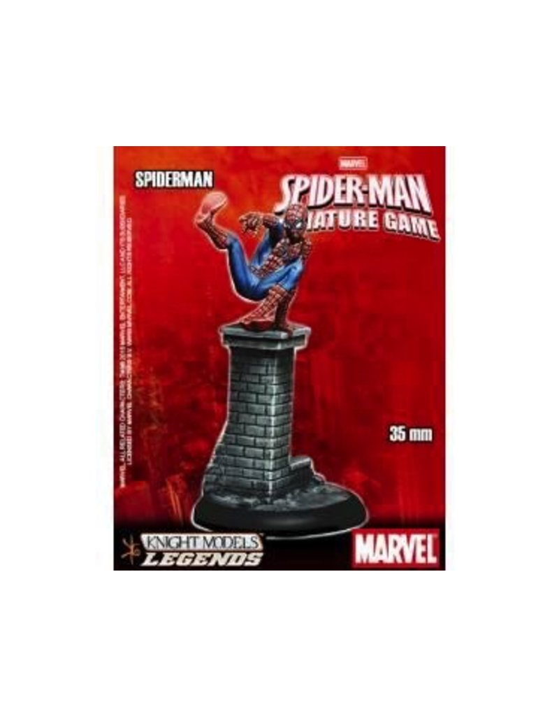Knight Models Knight Models MARVEL (35mm): Spiderman