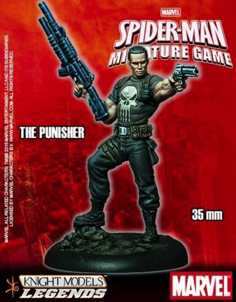 Knight Models Knight Models MARVEL (35mm): Punisher