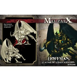 Wyrd miniatures WYR1046 Guild: Hoffman, Avatar of Amalgamation