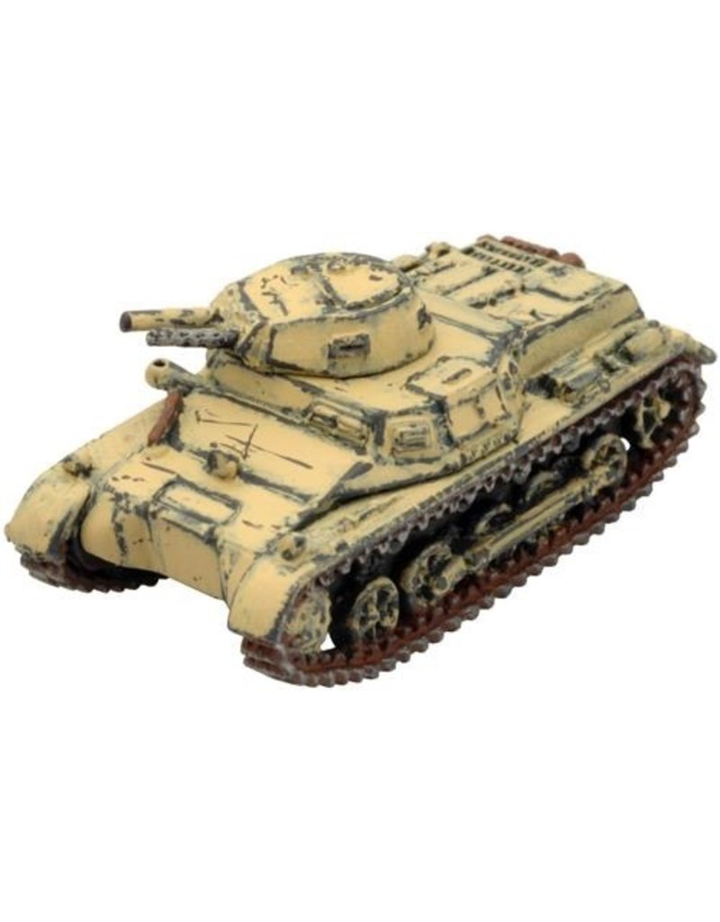 Flames of War GE004 Panzer I (Flamm)