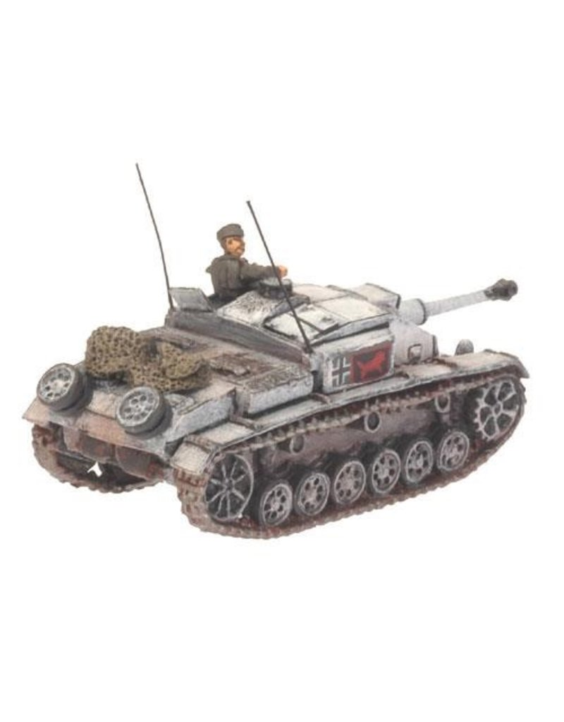 Flames of War GE122 StuG III F/8