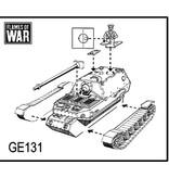 Flames of War GE131 Ferdinand