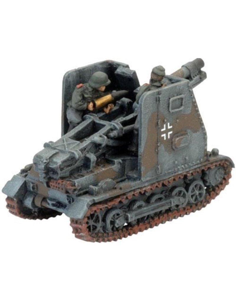 Flames of War GE140 15cm sIG33 auf Panzer 1 (x2)