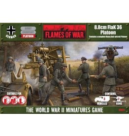 Flames of War GBX11 8.8cm FlaK36 Battery