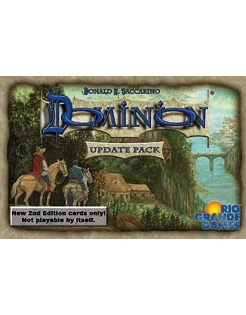 Rio Grande Games Dominion (Update Pack) 2nd Edition