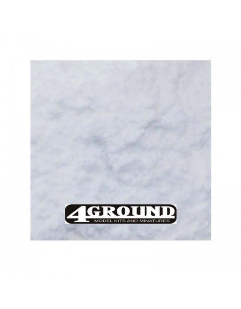 4Ground Miniatures Miniature Basing: Snow