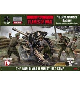 Flames of War GBX13 German 10.5cm Art Battery