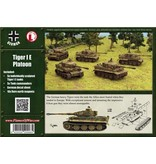 Flames of War GBX15 German Tiger I E Platoon