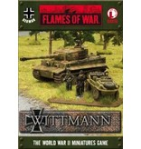 Flames of War GBX16 German Wittmann box set